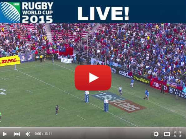 Rugby World Cup final 2015 - New zealand Vs Australia live streaming