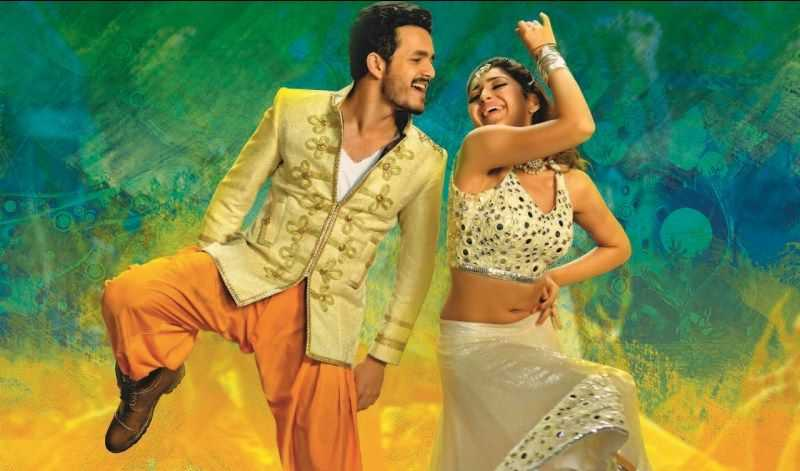 "Akhil Akkineni's ""Akhil: The Power of Jua"" Second day box office collection"