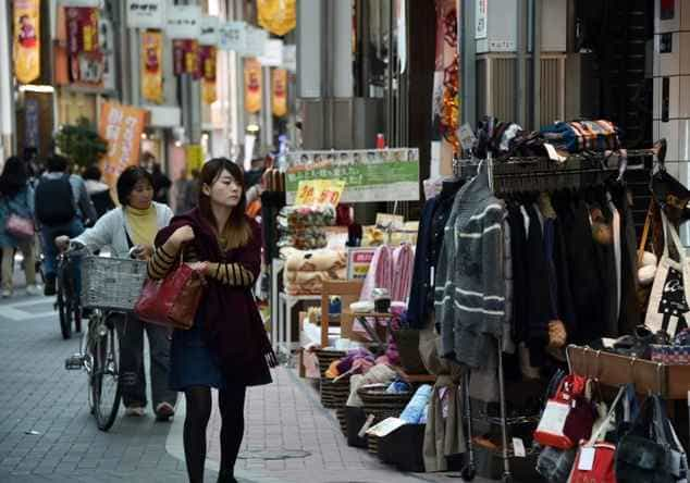 Japan: Country's Economy Falls Back Into Recession as GDP Shrinks by 0.8 Percent in 3rd Quarter