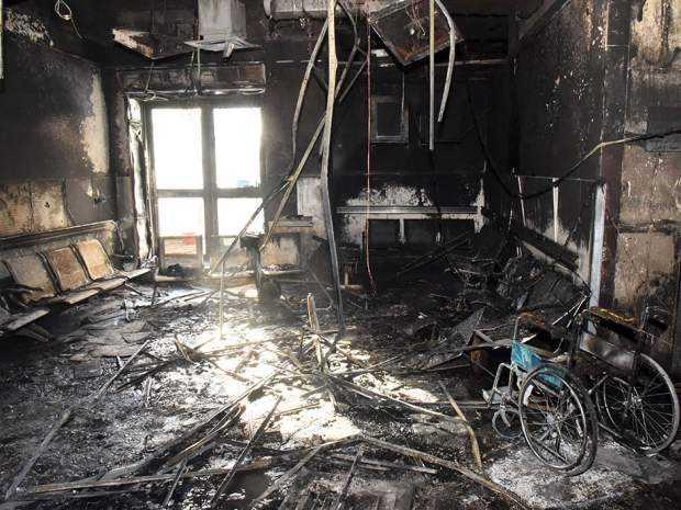 Saudi Arabia: Hospital Fire Kills at Least 31 and Injures More Than 100