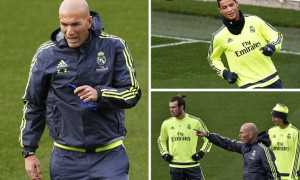 Zinedine Zidane: Real Madrid Manager Says Cristiano Ronaldo is 'the Soul of the Team'