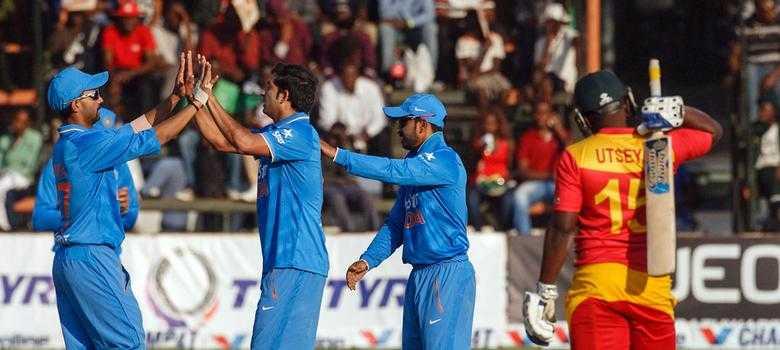 Spinners shine in India's 64-run triumph