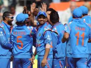 Spinners shine in India's 64-run triumph
