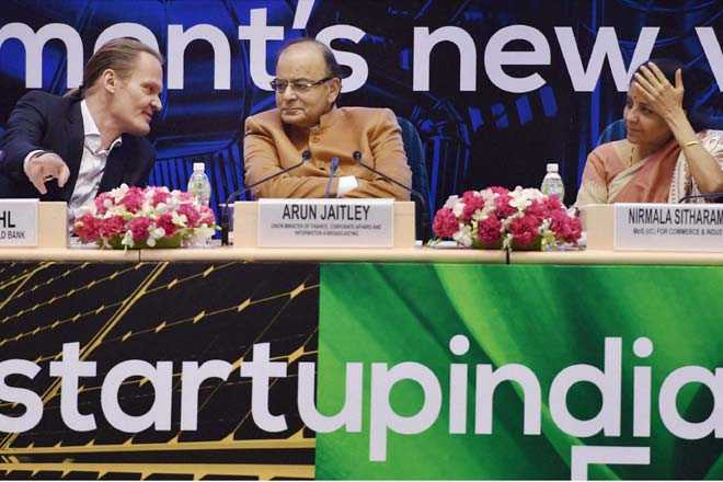 Start-up India: Government working to make beginning, leave easy for entrepreneurs