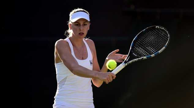 Naomi Broady run finished in Auckland by Stephens
