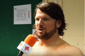 AJ Styles Says He Will Not Be At WWE Royal Rumble 2016