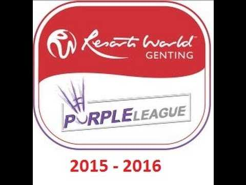 2015 Purple League on 06-01-2016 Petaling-Nusajaya MS Iskandar Zulkarnian vs Tam Chun Hei