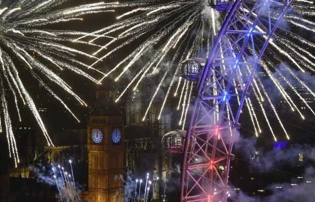 New Year's Eve: Celebration Marks the End of 2015 and Beginning of 2016