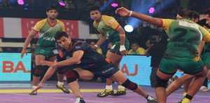 Pro Kabaddi: Patna Pirates keep their unbeaten run intact; overcome Bengal Warriors 32-27