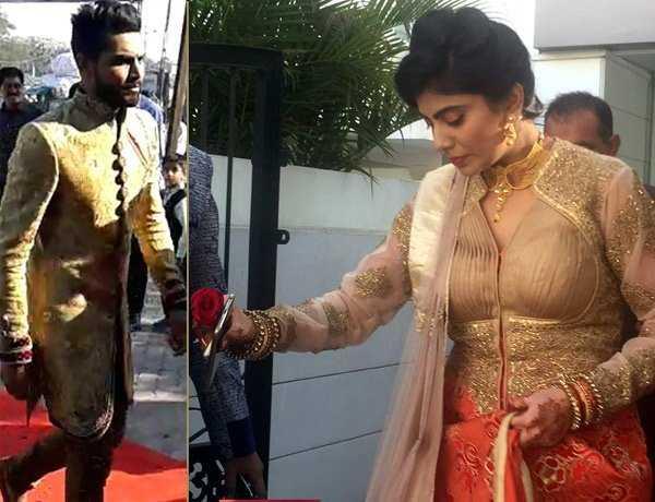 Ravindra Jadeja gets engaged to Rajkot-based Reeva Solanki