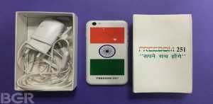 Freedom 251, the world's most low-cost smartphone, runs into trouble
