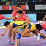Pro Kabaddi League: Sonu Narwal powers Pink Panthers to 35-26 win over Telugu Titans