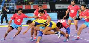 Pro Kabaddi League: Sonu Narwal powers Pink Panthers to 35-26 win over Telugu Titans