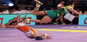 Pro Kabaddi: Amusing Draw Between Patna Pirates and Puneri Paltan