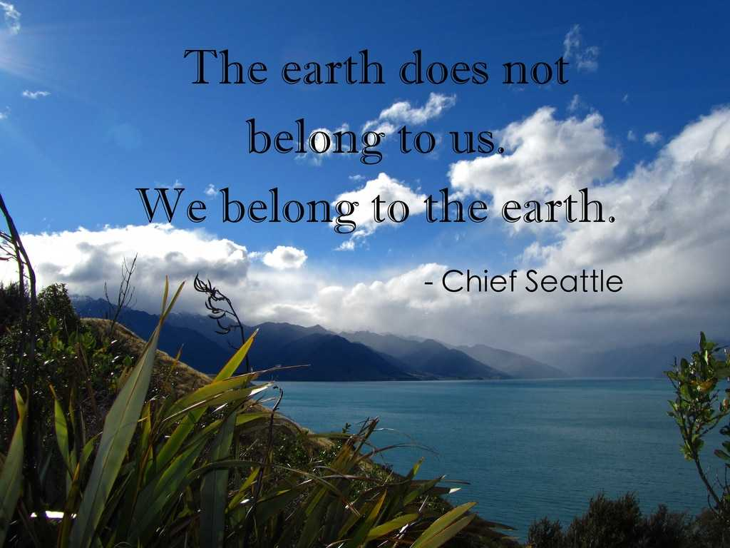 earth day motivational quotes