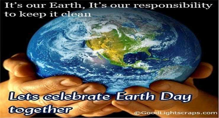National Earth Day Quotes and Slogans 2016