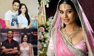 The oddest place you will find Amrita Rao gets married to RJ Anmol
