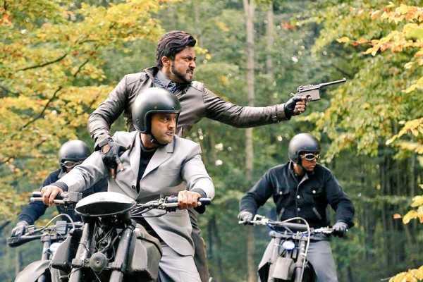 Tollywood BOC report: Suriya's 24 Telugu Movie 4th Day Earnings Worldwide