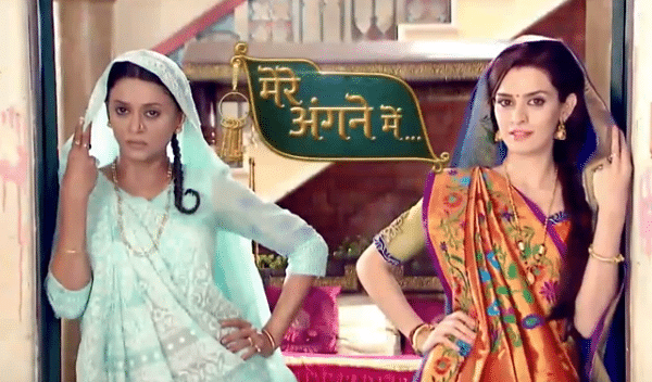 Mere Angne Mein 12th May 2016 Episode Written Updates