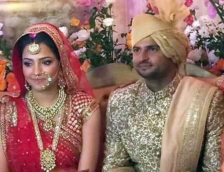 Why Suresh Raina Names New-Born Daughter, Shreyanshi?