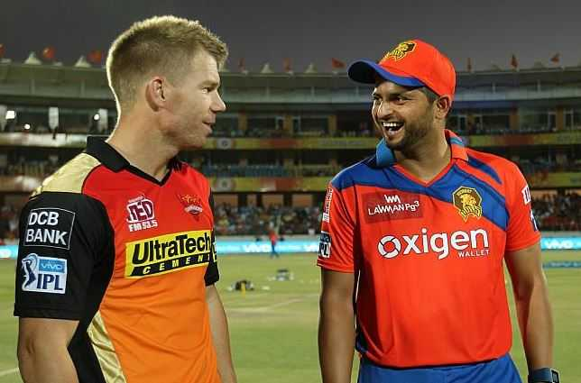 SRH Vs GL Vivo IPL 9, 59th Match (Qualifier 2) Live Score Highlights Results 27th May 2016