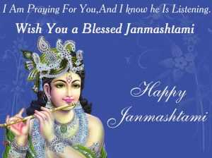 Happy Krishna Janmashtami Sms 2017 Hindi English Marathi
