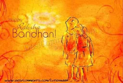 happy raksha bandhan cartoon images