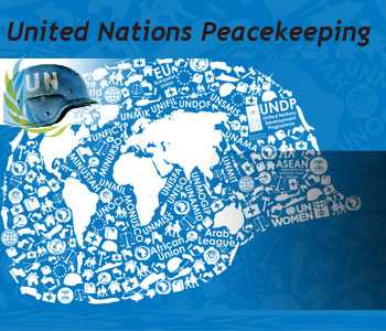 the un and peacekeeping