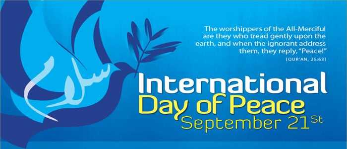 International Day of Peace Images