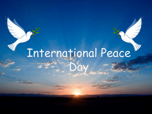international day of peace assembly