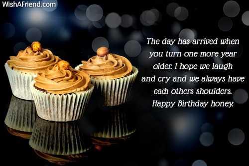 birthday greetings to husband miles away