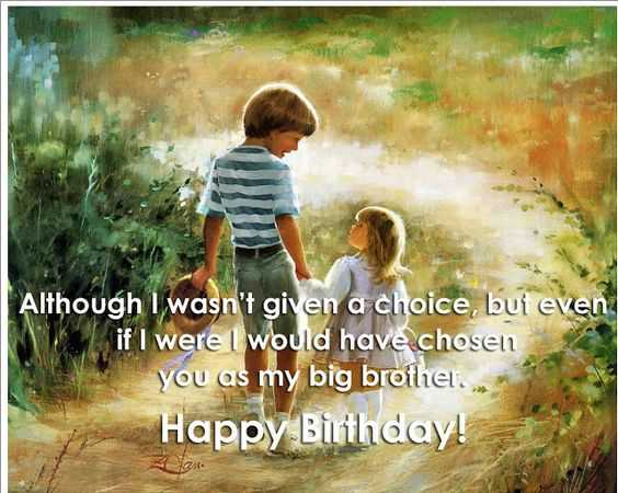 sister birthday quotes from brother
