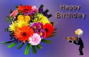 Happy Birthday Wishes Funny Animation Greetings Cards for Lovers