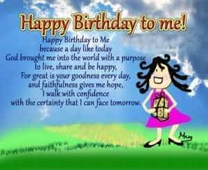 Happy Birthday Status for Facebook for Me