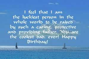 60th Birthday Celebration Quotes and Sayings for Dad