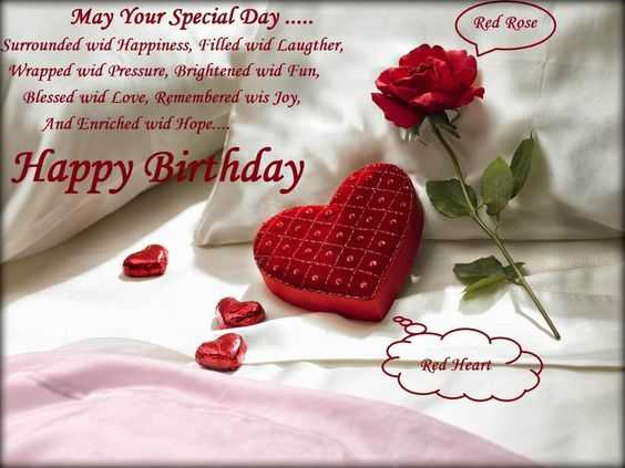 Birthday Greetings for Wife Abroad from Husband in English Free – Happy Birthday Greetings for Husband