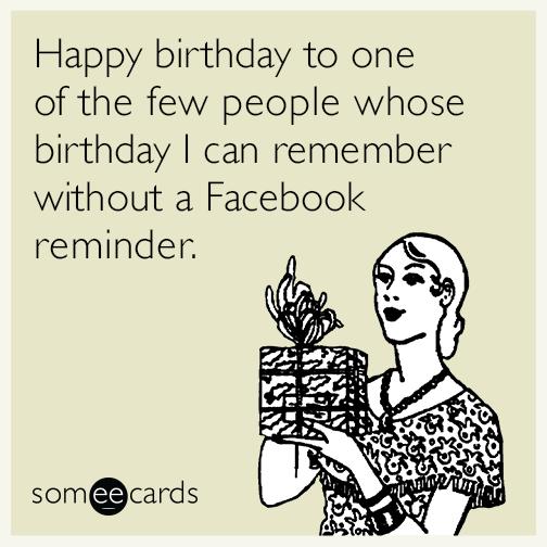 birthday greetings funny free