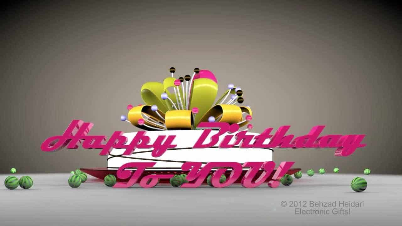 happy birthday wishes animated greetings