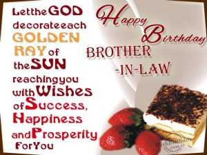 Naughty Happy Birthday Greetings for Brother in Law