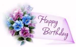 Birthday Wish Sms for a Lover Girl Gf