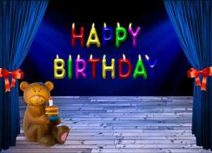 Happy Birthday Darling Wish You Good Health and Good Luck