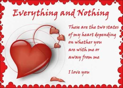 i love you messages for him from the heart