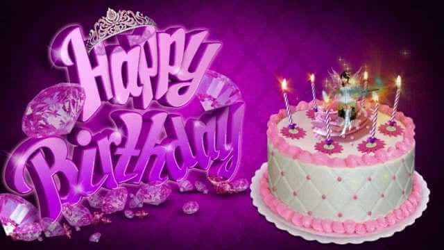 happy birthday wishes to a princess`