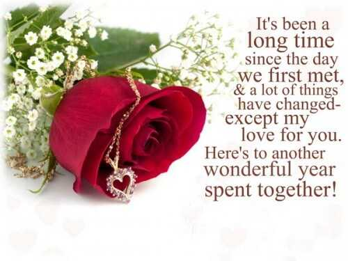 good valentine's day gift after breakup - 2nd Love Anniversary Wishes Messages for Boyfriend Happy