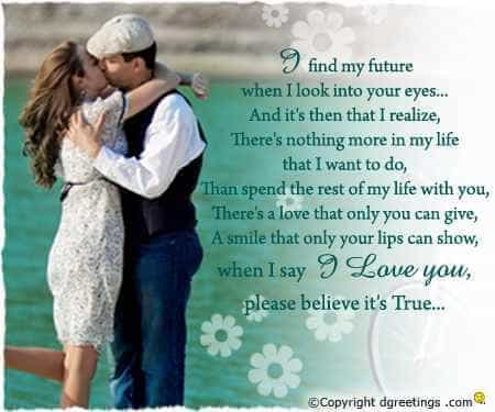 I love you greetings cards images