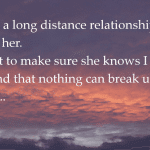 romantic love text messages for her in a long distance relationship