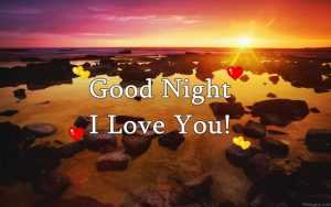 Goodnight Sweetheart I Love You Messages Quotes Sms for Him