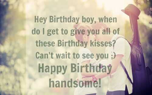 happy birthday quotes for lover boy