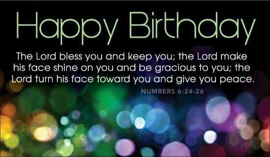 Quotes From Bible On Birthday : Inspirational birthday bible verses quotes for friends