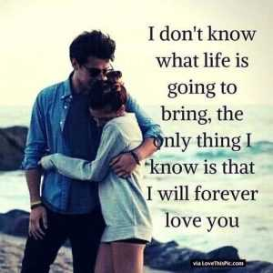 I Love You Forever and Ever Honey Messages for Her